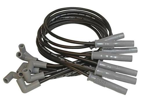 94-95 mustang 5 0l msd super conductor spark plug wires, 8 5mm,