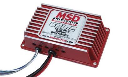 MSD 6Al-2 Ignition Box 6421