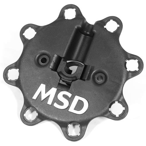 MSD Mustang 5.0L Ready-To-Run Distributor - Black (87-93) 84563