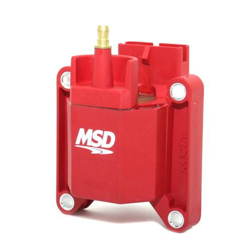 1986-95 Mustang MSD Blaster Tfi Ignition Coil 5 0 by MSD