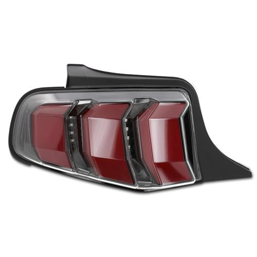 Mustang 2018 Style Sequential LED Tail Light Kit  - Red (10-12) LT-MST10BKLED-TM