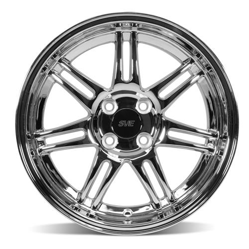 Mustang Anniversary Wheel Tire Kit