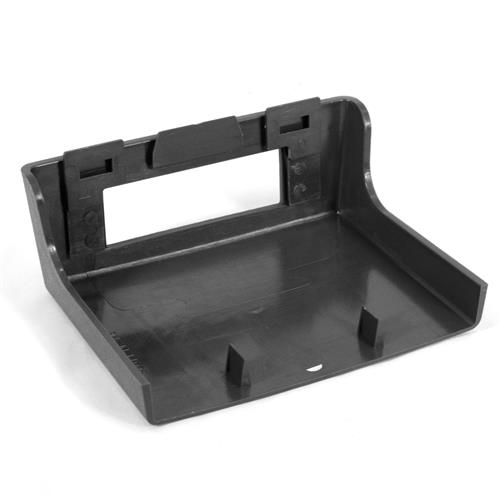 Mustang Console Armrest Delete Gray  (87-93)