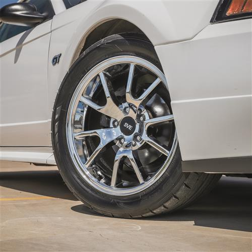Mustang Fr500 Wheel - 17X9  - Chrome (94-04)