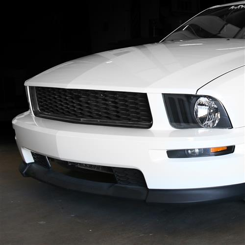 Mustang Headlight Kit  - Matte Black (05-09)