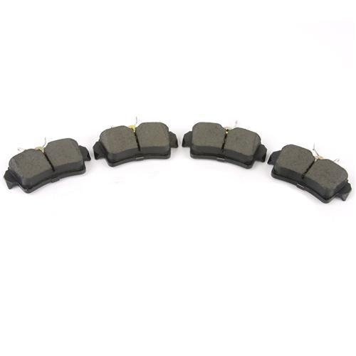 Mustang Rear Brake Pads - Stock Replacement (94-04) GT/V6 105.06270