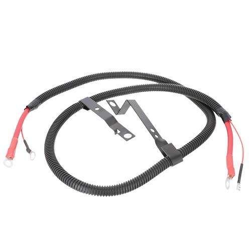 [QNCB_7524]  Mustang Starter Cable (92-93) 5.0 - LMR.com | Fox Mustang Starter Wiring Diagram |  | Late Model Restoration