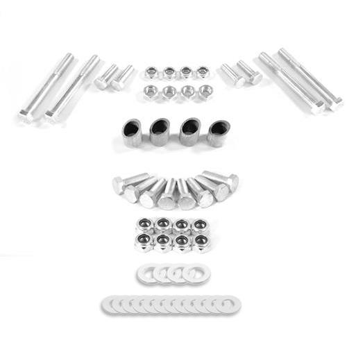Mustang Torque Box Reinforcement Kit - Upper & Lower (79-04)