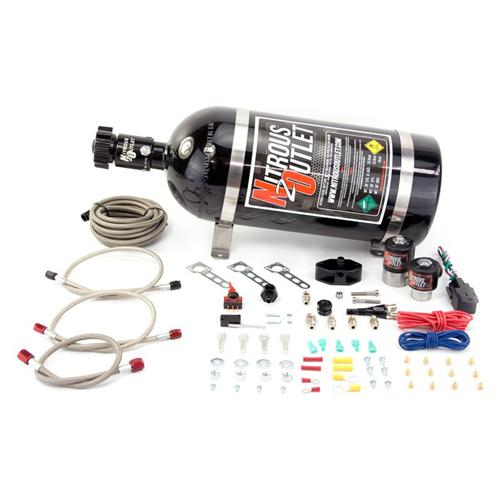 Nitrous Outlet 2V Single Nozzle Kit (99-04) 4.6 5.4