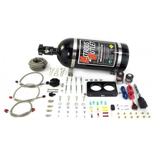 Nitrous Outlet Mustang Plate Kit (05-10) 4.6 0-10142-10