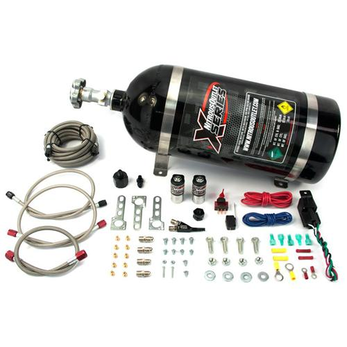 Mustang Nitrous Outlet X-Series Single Nozzle Kit (86-17)