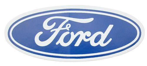 ford oval decal 3 5 x1 5 lmr com rh lmr com Ford Oval Office Ford Logo Clip Art