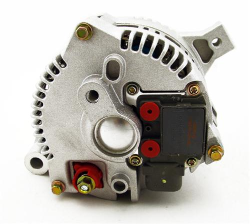 Mustang 95 Amp Alternator Satin (87-93) 5.0 16146B1