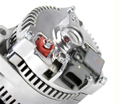Mustang 95 Amp Alternator Polished (87-93) GT 5.0