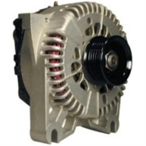 PA Performance F-150 SVT Lightning 200 Amp Alternator Satin (99-04) 5.4 PA-1988L-8B1-HO