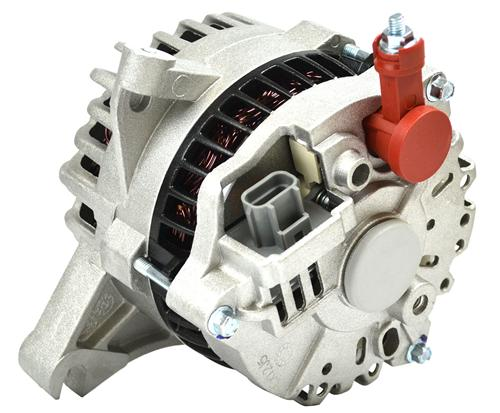 PA Performance Mustang 130 Amp Alternator  (99-04) GT 4.6 22646-A1