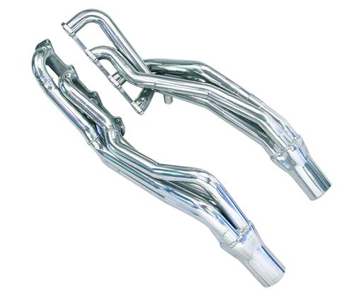 "Pacesetter Mustang Long Tube Headers, 1 5/8"" Primaries, 3"" Collectors Armor Coated (96-04) GT 4.6 2v"