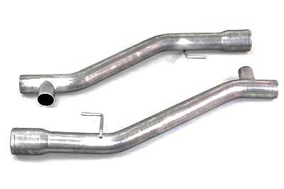 Mustang Pacesetter Off Road H-Pipe for Long Tube Headers (05-10) 4.6L