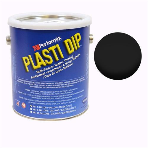 Plasti Dip Sprayable Gallon Black