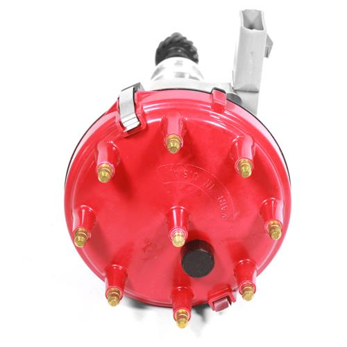Mustang Hot Forged Aluminum Distributor (86-93) 18457-RED