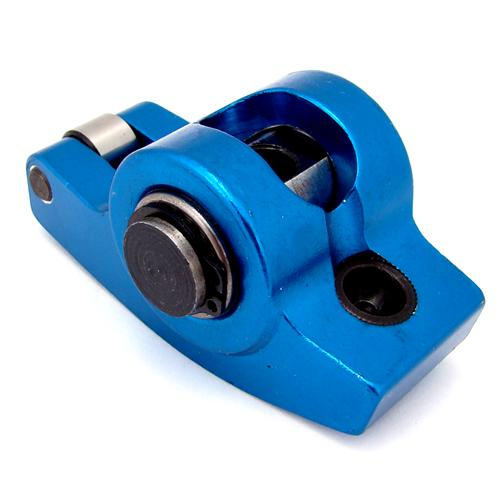 Mustang 1.7 Ratio Pedestal Mount Roller Rocker Arms For