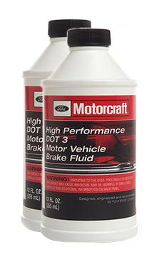 Motorcraft High Performance Brake Fluid Kit PM1C-2