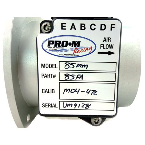 Pro-M Mustang 85mm Mass Air Meter  - 47lb Injectors & Aftermarket CAI (03-04) GT