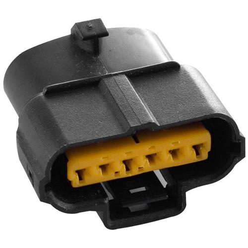 Pro-M Mustang 4 to 6 Pin Adapter (89-95)