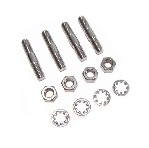 Mustang 4 Piece Carburetor Stud Kit (79-85)