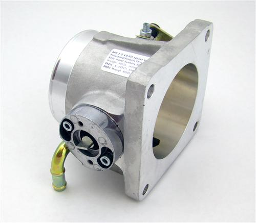 86-93 MUSTANG 5.0L 70MM SATIN PROFESSIONAL PRODUCTS THROTTLE BODY