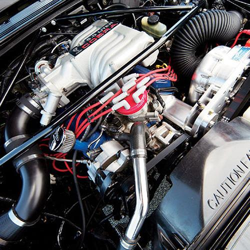 Procharger Mustang H.O. Supercharger Kit - P-1SC  - Intercooled (86-93) 1FA212-SCI