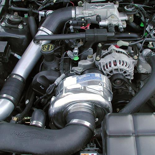 Procharger Mustang H.O. Supercharger Kit - P-1SC  - Intercooled (96-98) GT 1FD211-SCI