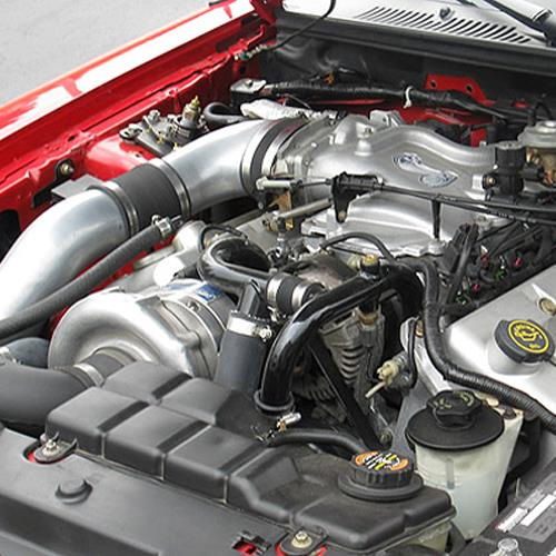 Procharger Mustang Stage II Supercharger Kit - Tuner - P1SC  - Intercooled (99-01) Cobra 1FF202-SCI