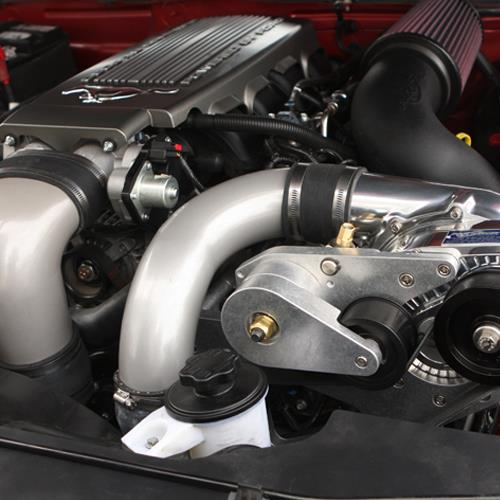 Procharger Mustang Shared Drive Supercharger Kit - Tuner - P-1SC-1  - Intercooled (05-10) GT 1FP301-SCI