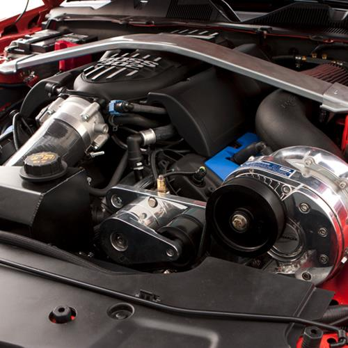 Procharger Mustang Stage II Supercharger Kit - Tuner - P-1SC-1  - Intercooled (12-13) Boss 302 1FR302-SCI