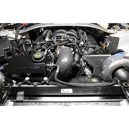 Procharger Mustang GT350 H.O. Stage II Supercharger Kit  - P-1SC-1 - Intercooled (15-17) 1FW314-SCI
