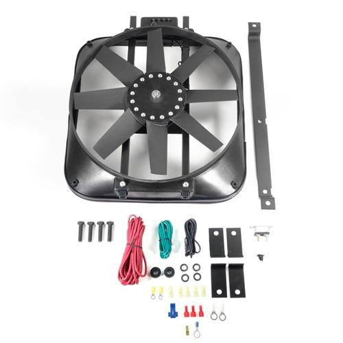 pro 67015_a60ec8e7 proform mustang electric fan kit (86 93) 5 0 lmr com proform electric fan wiring diagram at bayanpartner.co