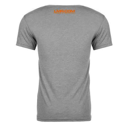 Project Mercury Rising Tee - Large  - Gray