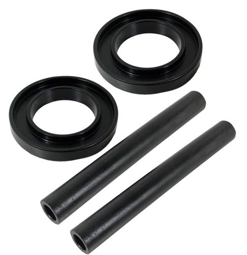 Prothane Mustang Front Spring Isolators (79-04) 61703BL