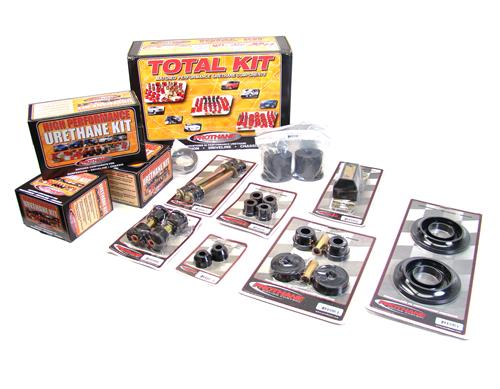 Prothane Mustang Total Bushing Kit (94-98) 62003BL