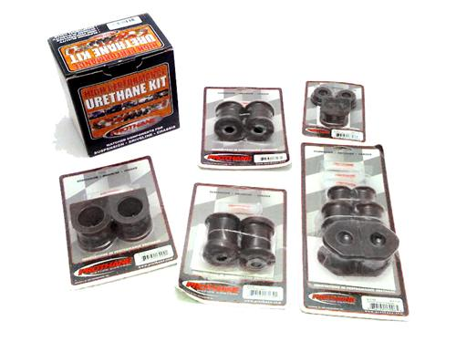 Prothane Mustang Total Bushing Kit Black (05-10) GT 62034BL