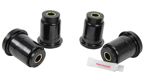 Prothane Mustang Front Control Arm Bushings with Metal Shells (79-93)
