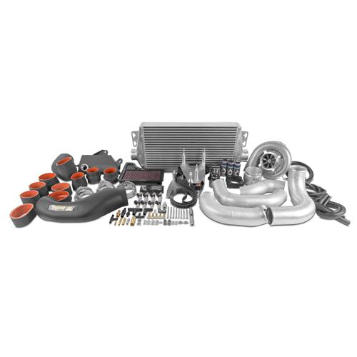Mustang Novi 2200SL Paxton Supercharger  - Satin - Intercooled - Tuner Kit (15-17) GT 1001867-1
