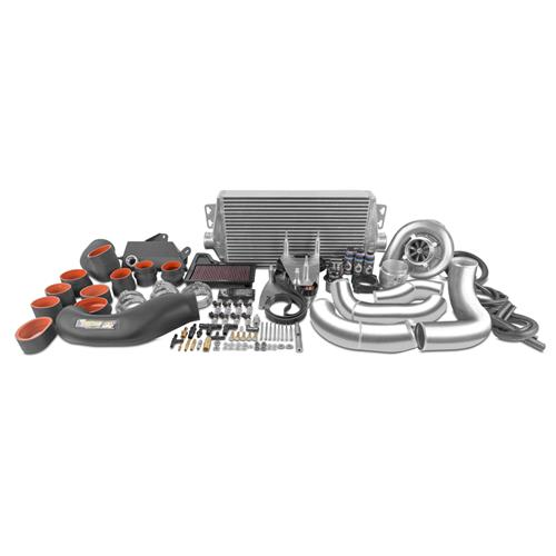 Mustang Novi 2200SL Paxton Supercharger  - Polished - Intercooled - Tuner Kit (15-17) GT 1001867SL-1P