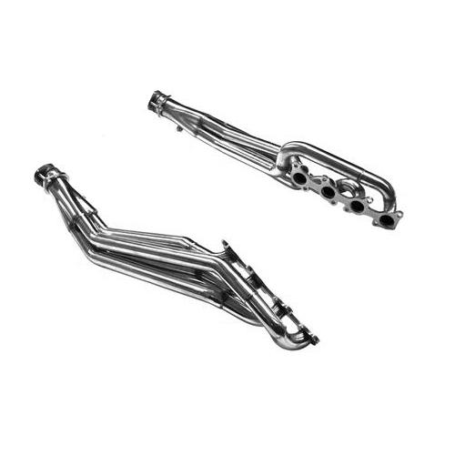Pypes Mustang Long Tube Stainless Headers w/X Pipe (11-14) GT 5.0
