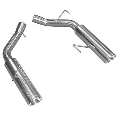 Pypes Mustang Pype Bomb Axle-Back Exhaust Stainless Steel (05-10) GT-GT500 SFM60MS