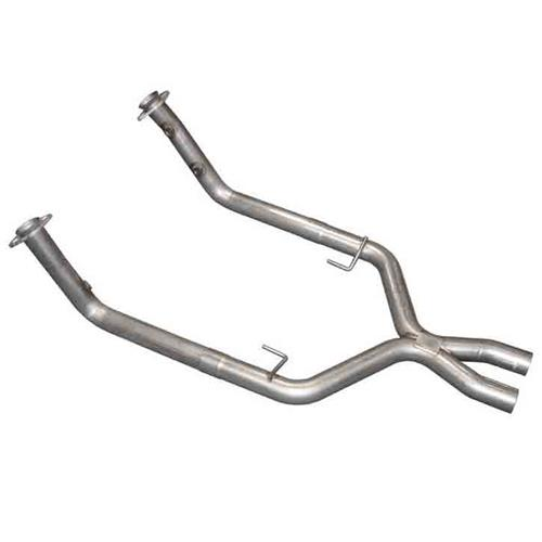 Pypes Mustang Off Road X-Pipe for Shorty Headers Stainless Steel (05-10) GT XFM23