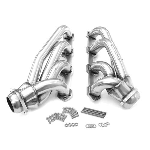 Pypes Mustang Shorty Header Stainless Steel (79-93) 5.0 HDR50S