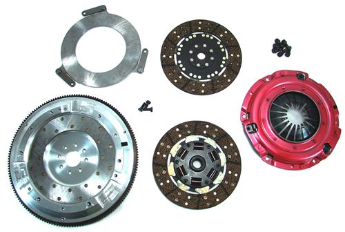"Ram  Mustang Force 9.5"" Dual Disc Clutch Kit (11-14) 5.0L 75-2230"