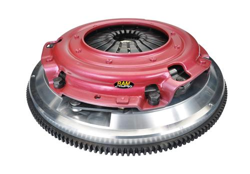 "Ram Mustang Force 10.5"" Dual Disc Clutch Kit (11-14) 5.0 80-2230"